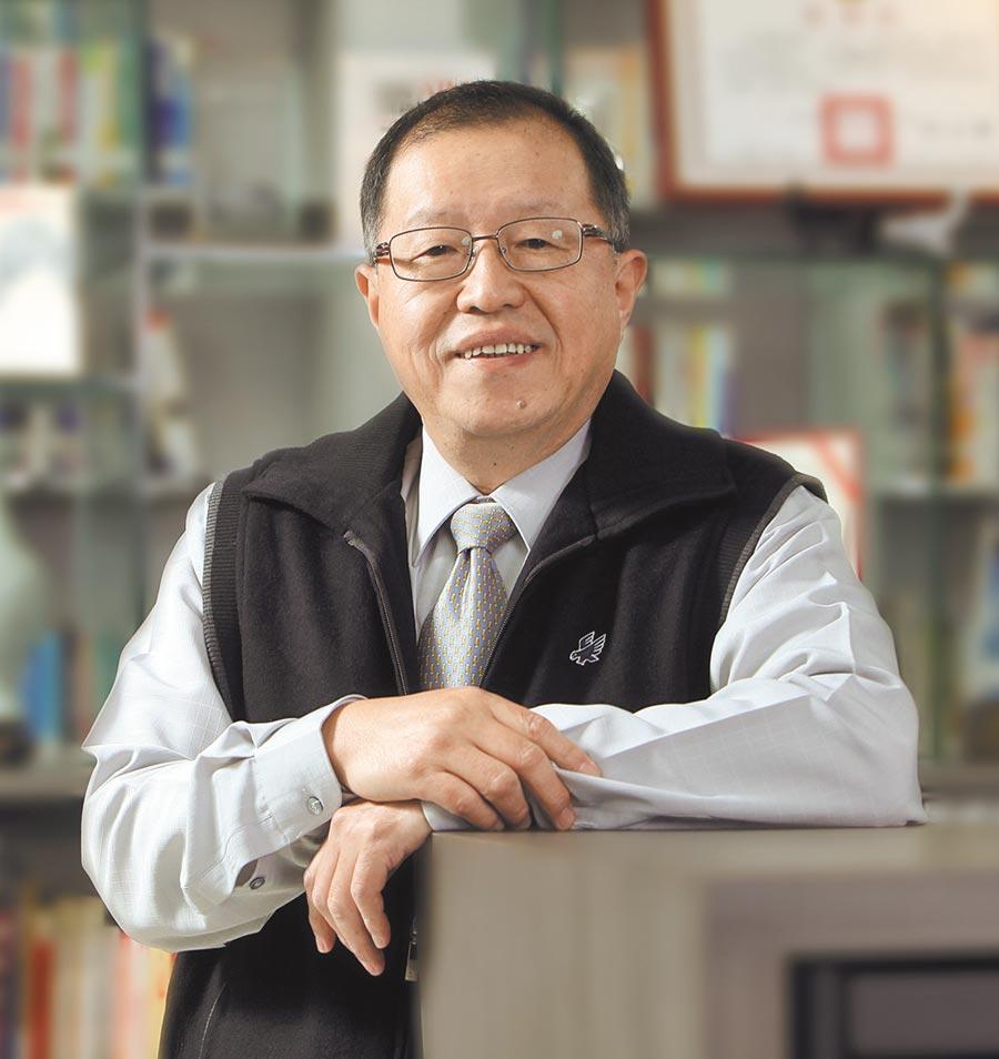 中國生產力中心總經理張寶誠